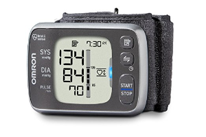 $46Omron 7 Series Bluetooth Wireless Wrist Blood Pressure Monitor (100 Reading Memory)- Compatible with Alexa @ Amazon.com