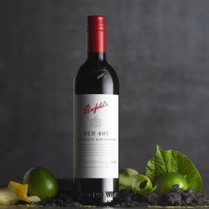 $98.9/700mlPenfolds 奔富Bin407 2014红葡萄酒特卖