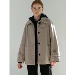 UragoMinimal 短款大衣