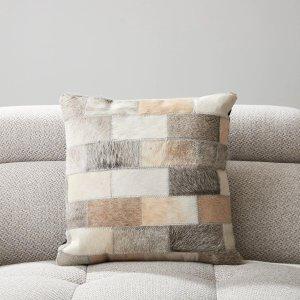 砖纹灰色皮垫