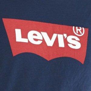 长袖T恤$4.97 牛仔裤$6.97 起Levis官网 儿童服饰年中低至3折仓储式特卖