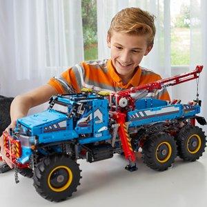直降€80 €175.49收封面同款Lego热门产品惊现好价 热门卡车+经典建筑 价格海淘有优势