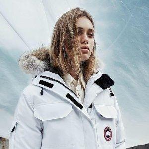 低至6折 $459.99起手慢无:Gilt 精选Canada Goose女款羽绒服热卖 冬季防寒必备