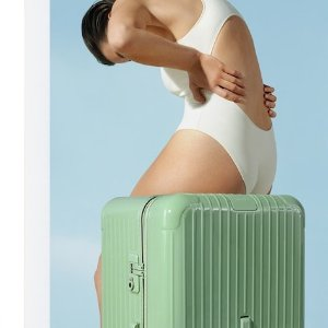 As Low as $680Coming Soon: RIMOWA Mango and Bamboo Essentials Colorways