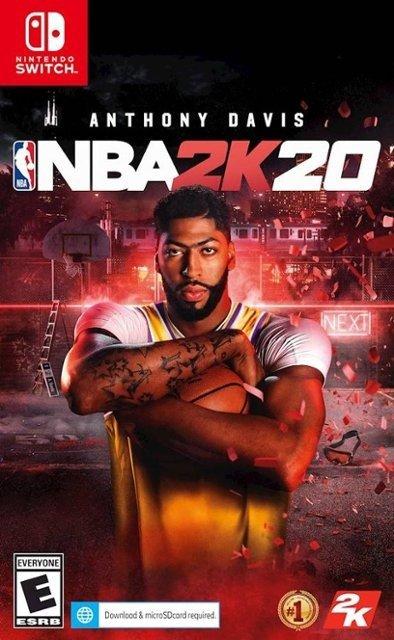 NBA 2K20 标准版 - Nintendo Switch