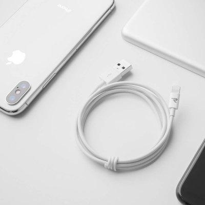 €7.99  (原价€20.99)Rampow 苹果MFI认证Lighting数据线、苹果手机充电线热卖