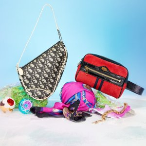 低至2折+满额减£15 £137收Prada尼龙包Vestiaire Collective 圣诞大促开始 LV、Dior、香奈儿、爱马仕等你收