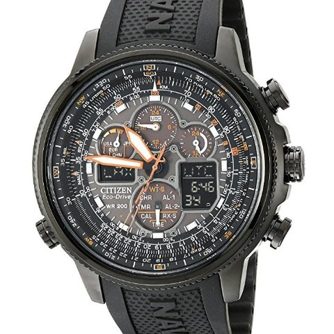 $249.99Citizen Men's Eco-Drive Navihawk Atomic Timekeeping Watch