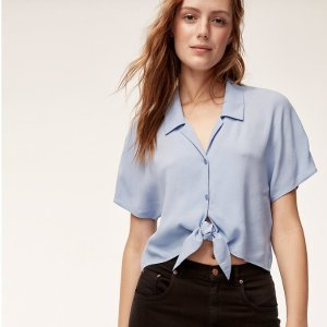 Last Day: Up to 40% offwith Select Items Sale @ Aritzia