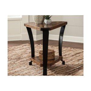 Free Standard ShippingTaddenfeld Chairside End Table