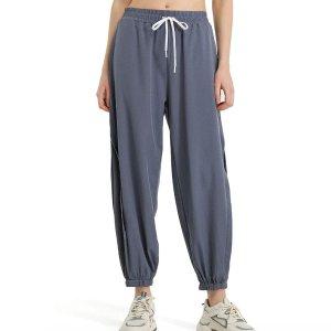 $21.99收封面款Angel Citiz 女士高腰休闲运动裤 三色可选 居家休闲必备