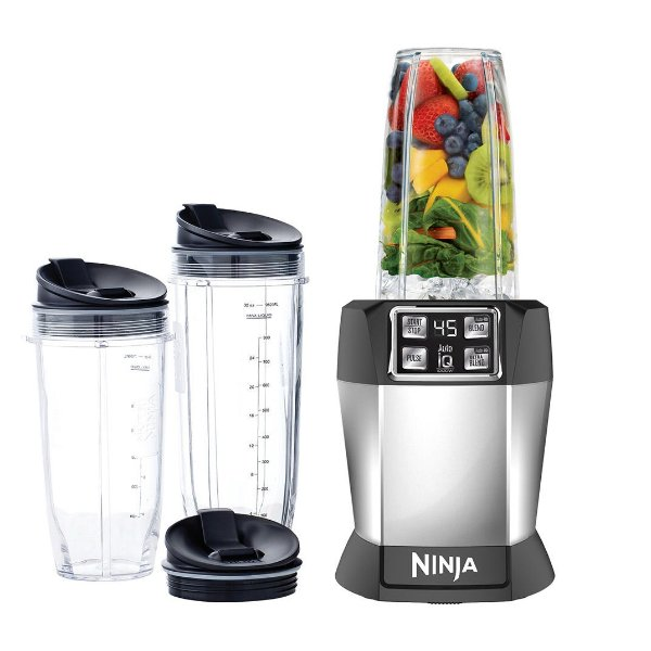 Nutri Ninja 智能iQ紧凑型食物搅拌机套装