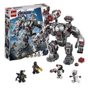 LEGO  76124 战争机器重武装机甲 6.9折特价