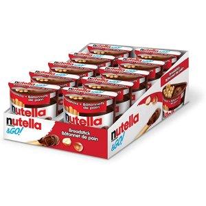 10盒Nutella 榛子巧克力手指饼