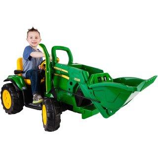 $199Peg Perego John Deere 12V 儿童电动工程挖掘车