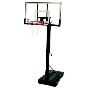 $184.99Spalding NBA 54吋 可移动式篮球架