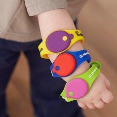 Last Day: $24.99My BuddyTag Safety Alert Bracelet @ Zulily