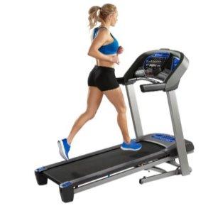 $649.99(原价$999.99)DicksSportingGoods官网 Horizon T101 家用健身跑步机