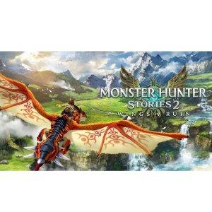 $50.99 预售即降价《怪物猎人物语2~毁灭之翼 》Steam 数字版