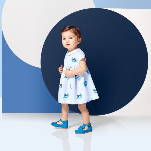 低至5折+包邮门槛降低折扣升级:Jacadi官网 儿童服饰半年度大促,新品降价