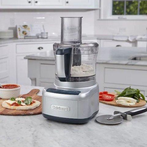 $89.99 (原价$129.99)Cuisinart 8-Cup 食物料理机 处理食材好帮手