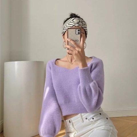 3折起+折上8折 €29收封面香芋紫&Other Stories 秋季大促开启 软软糯糯的法式针织 你get了吗