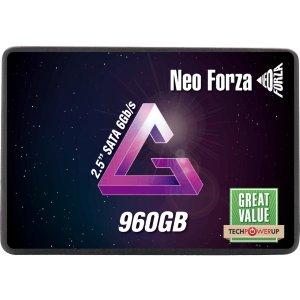 """白菜价:Neo Forza NFS01 2.5"""" 960GB 3D TLC SATA III 固态硬盘"""
