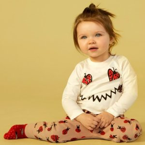 Up to 50% Off+Up to Extra 20% OffStella McCartney Kids Clothing Sale @ AlexandAlexa
