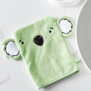 考拉搓澡巾