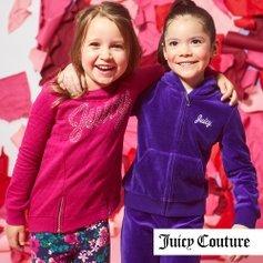 低至2折 衣裤套装$9.99就有Juicy Couture 女童甜美服饰热卖