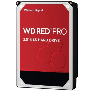WD Red Pro 4TB NAS Internal Hard Drive