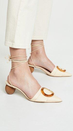 Cult Gaia Liya 高跟浅口鞋 | SHOPBOP 使用折扣码MORE19立享75折