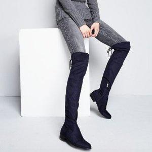 低至2.5折 $27收长筒靴macys.com 精选平价款女靴、女鞋超值热卖