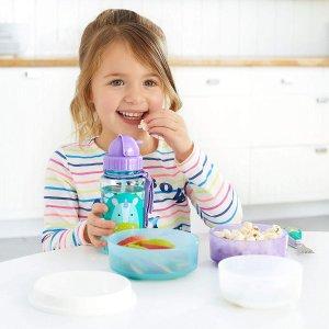 $13.49(原价$15)小仙女最爱Skip Hop 独角兽3件套 零食餐盒 享受公主下午茶