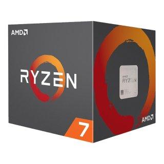 $179.99 送3个月XGPAMD Ryzen 7 2700 8核 AM4 处理器 带Wraith散热器
