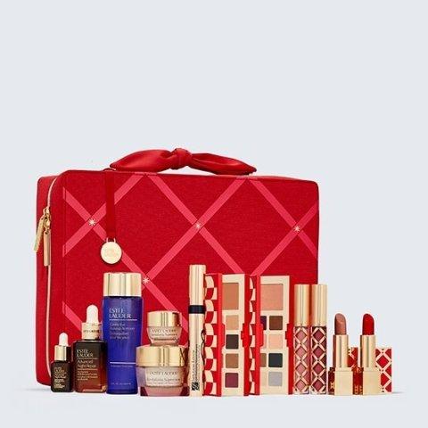 全新上市 仅需€135!Estée Lauder 雅诗兰黛 圣诞限定豪华套装 含7样正装!