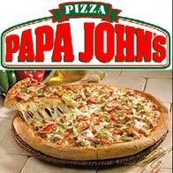 BOGO FreePapa John's Regular-Priced Pizza