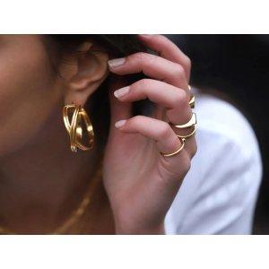 Missoma耳环