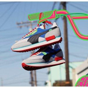 PumaRider Ride On 运动鞋