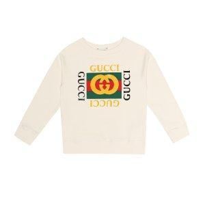 Gucci Kidslogo卫衣