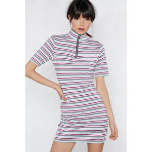 Nasty GalO Baby Baby Striped Dress 上衣