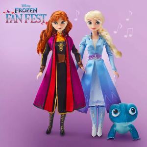 As low as $2.95shopDisney Frozen Fan Fest Is Here! All New Frozen II Items New Released