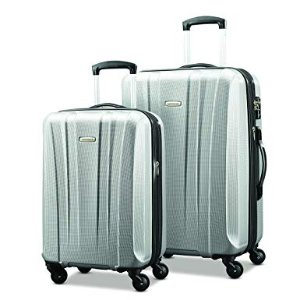 $117.92 Samsonite Pulse Dlx Lightweight 2 Piece Hardside Set