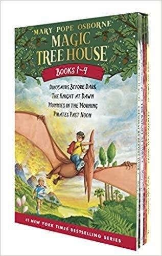 神奇的树屋1-4