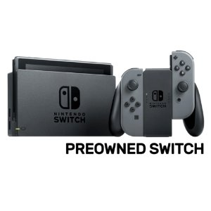 Nintendo官翻版Switch 游戏机 官翻版