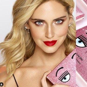 抢收Flirting彩妆盘上新:Lancome CA x Chiara Ferragni 联名彩妆上市热卖