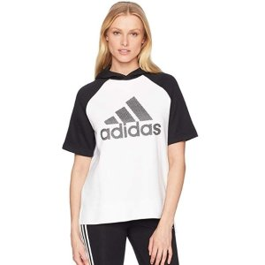 $11.06起(原价$55)adidas 经典Logo款女子休闲运动卫衣促销