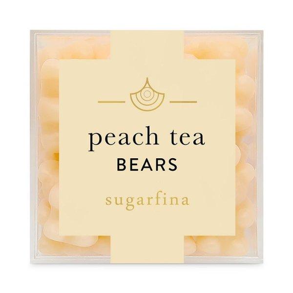 桃味小熊软糖盒