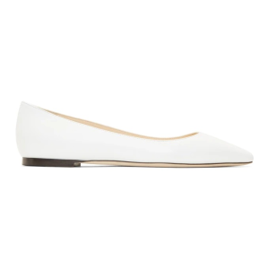 Low Pricing Jimmy Choo Romy Flats @SSENSE