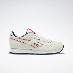 Reebok逆天低价!Classic 皮质复古运动鞋